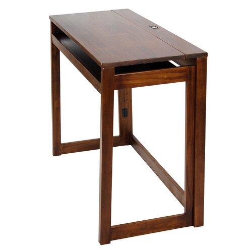 Casual Home Modern Writing Desk & Reviews | Wayfair