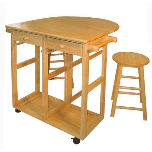 Casual Home Kitchen Cart
