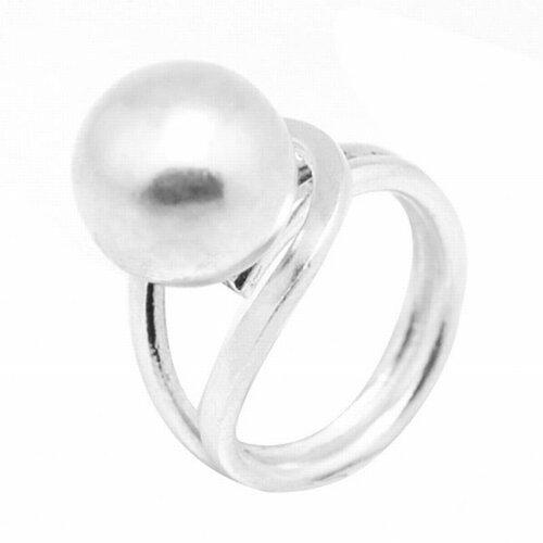 DeBuman Sterling Silver Round Ring