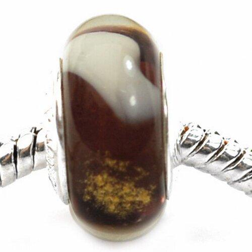 DeBuman Sparkle Bead Charm