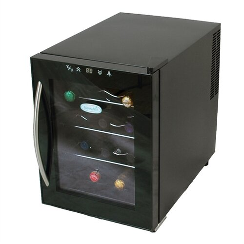 12 Bottle Thermoelectric Wine Refrigerator