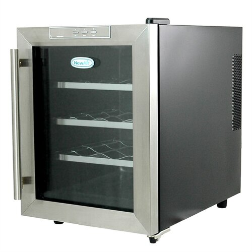 12 Bottle Single Zone Thermoelectric Wine Refrigerator