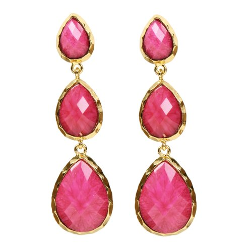 Amrita Singh Marbled East Hampton Earrings