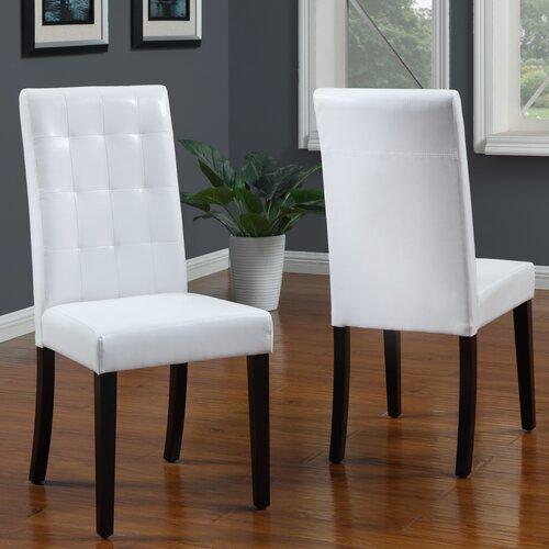 Modus Furniture Urban Seating Parsons Chair II (Set of 2)
