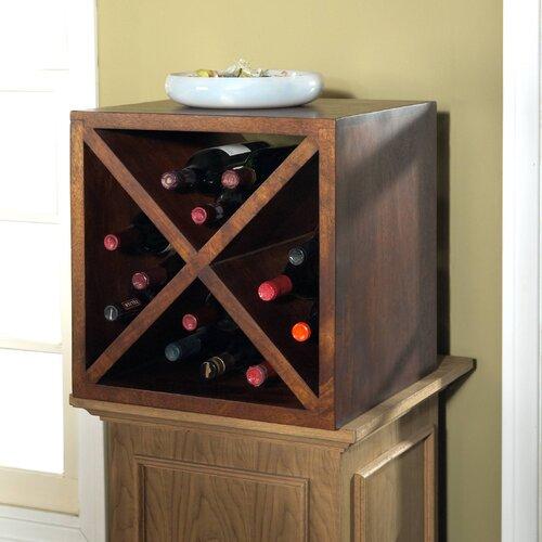 Modus Furniture Palindrome Wine Storage Cube