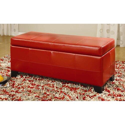 Modus Furniture Milano Bedroom Storage Ottoman