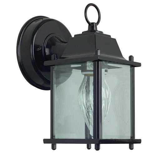 Sunset Lighting 1 Light Wall Lantern