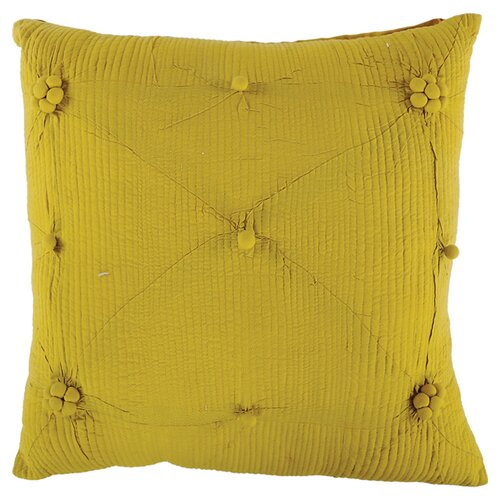 Pleated Accent Pillow