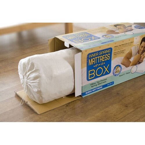 Image Result For Mattress In A Box Queen Walmart