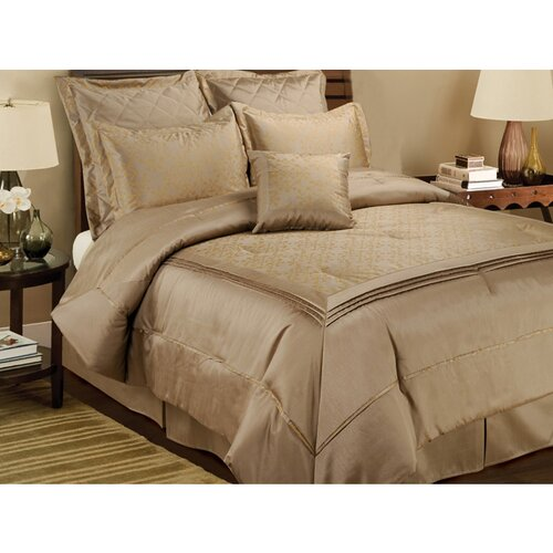 Textrade Crystal Orbit Comforter Set