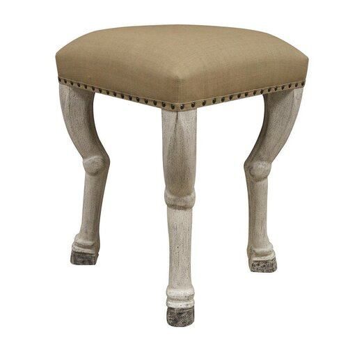"Noir Clara 24.5"" Bar Stool"