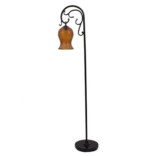 hunt home floor lamp reviews wayfair. Black Bedroom Furniture Sets. Home Design Ideas