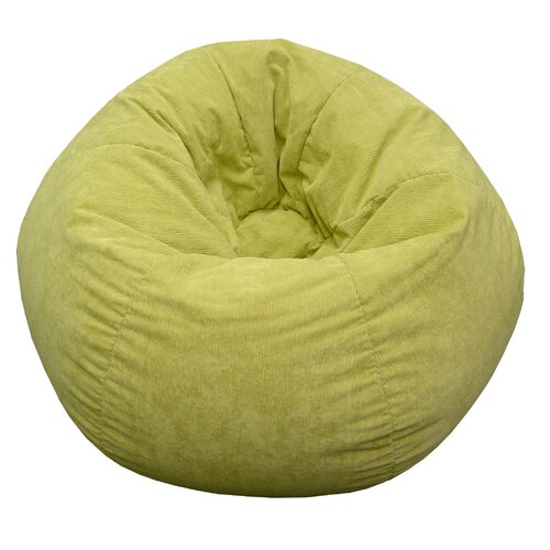 Gold Medal Bean Bags Jumbo Bean Bag Chair