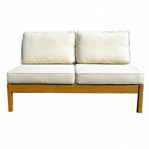Kamea 4 Piece Deep Seating Sectional With Cushion