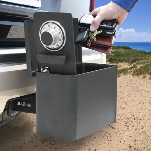 Mesa Safe Co. Car Hitch Safe