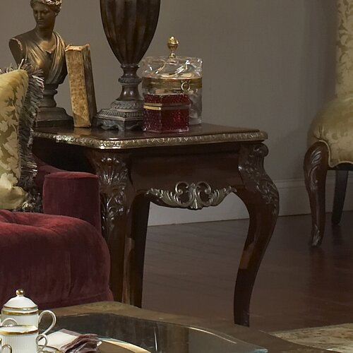 Imperial Court End Table