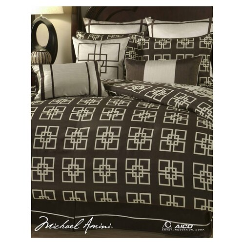 Michael Amini Savoy Comforter Set