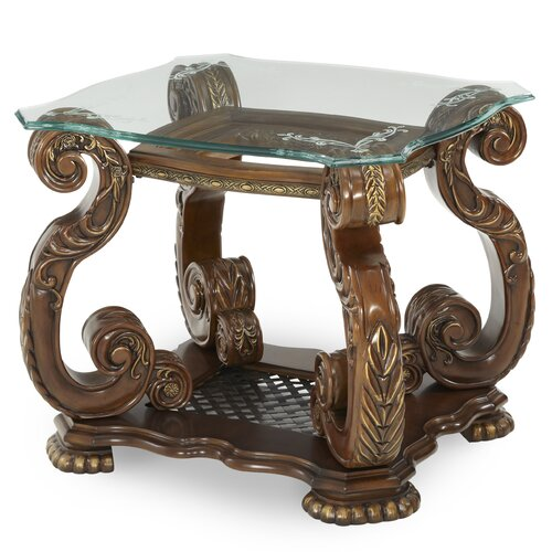 Oppulente End Table