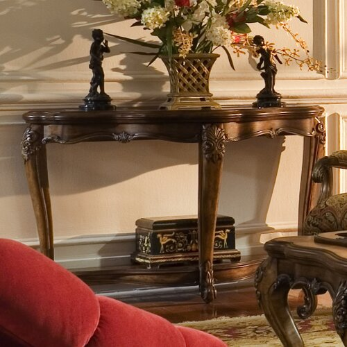 Michael Amini Palais Royale Console Table
