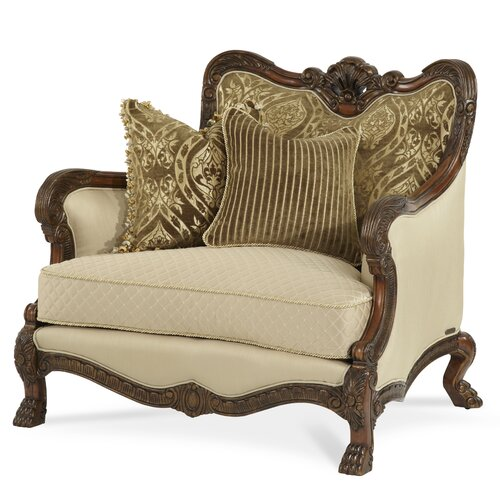 Michael Amini Chateau Beauvais Chair