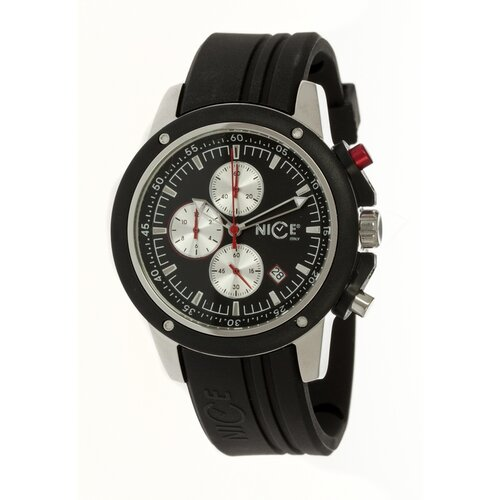 Nice Italy Enzo Chrono Men's Watch