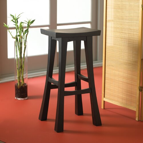 "Sunpan Modern Shinto 30"" Bar Stool"