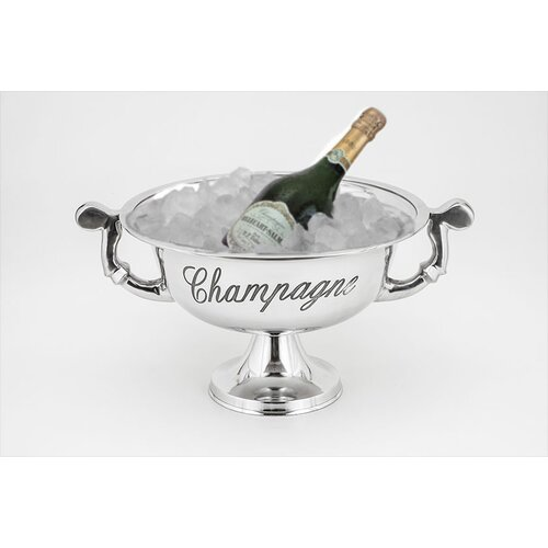 Fashion N You by Horizon Interseas Champagne with Handles Bucket