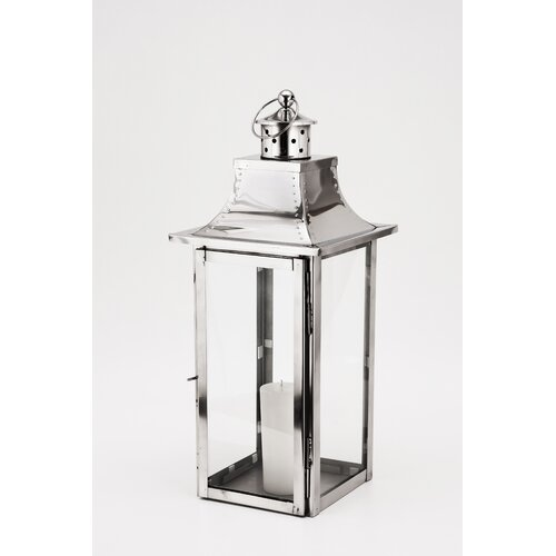 Fashion N You by Horizon Interseas Empire Steel Lantern