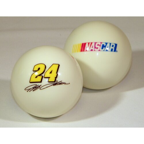 Wave 7 NASCAR Cue Ball