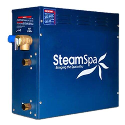 Steam Spa 12 kW Steam Generator with Whisper Quiet Operation