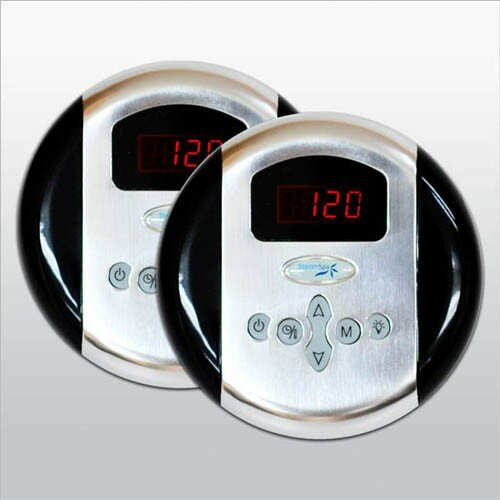 Steam Spa Dual Memory Control Unit