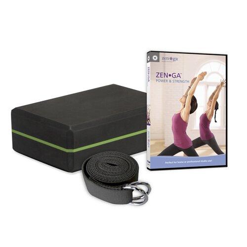 ZENGA Yoga Essentials Combo Kit