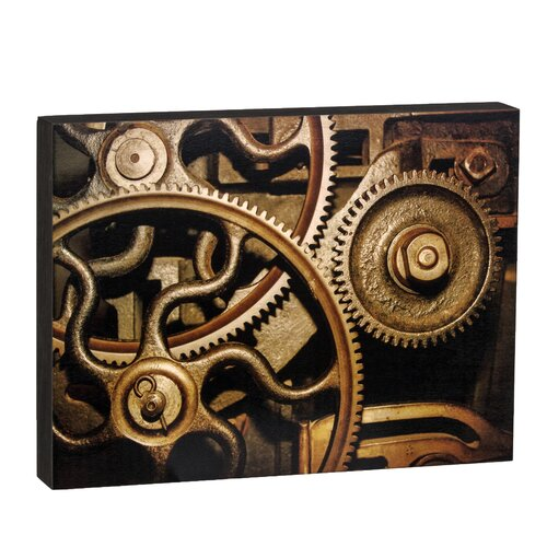 Summit Cogs Wall Art