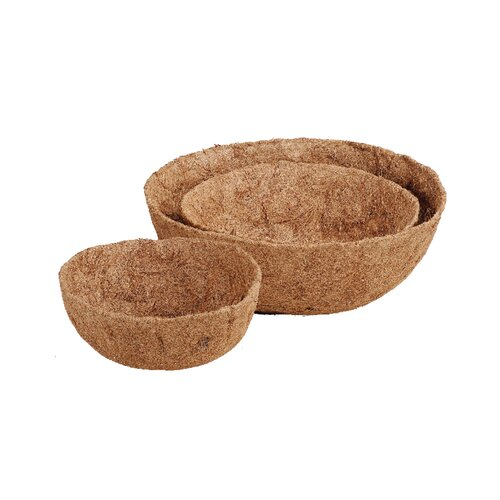 Arcadia Garden Products Coco Liner for Grower Basket