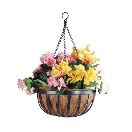 Arcadia Garden Products Solstice Round Hanging Basket