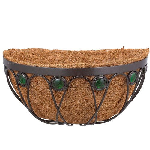 Arcadia Garden Products Emerald Series Wall Manger