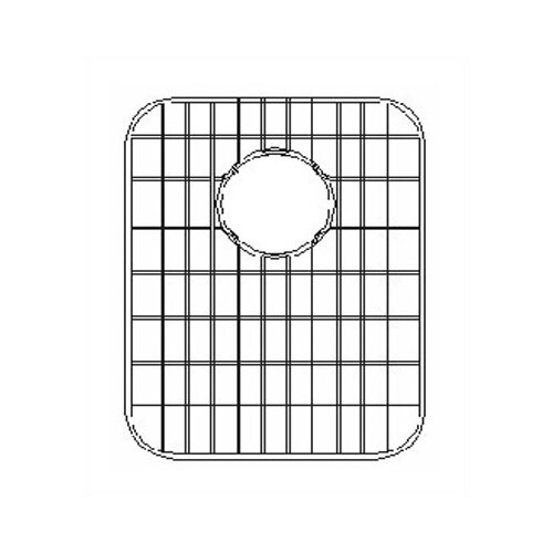 "Empire Industries 16"" x 12"" Sink Grid for Undermount Right Double Bowl Kitchen Sink"