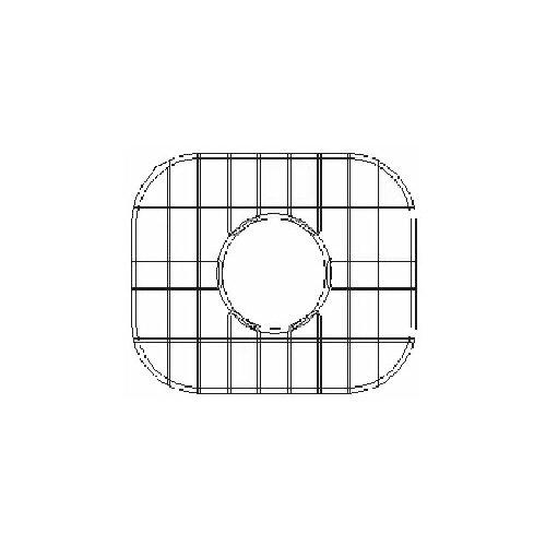 """Empire Industries 27"""" x 16"""" Sink Grid for Undermount Octagon Single Bowl Kitchen Sink"""