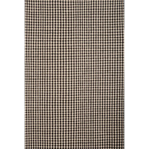 Tones Black/White Rug
