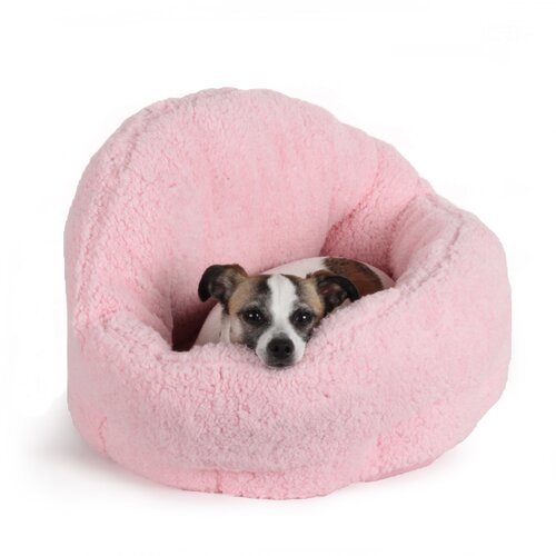 Best Friends By Sheri Cuddler Deep Dish Bolster Dog Bed