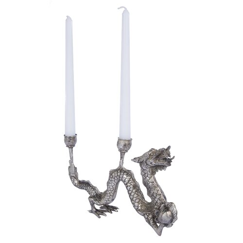 Foreign Affairs Home Decor Balerion Dragon Candle Holder