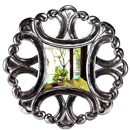 Paloma Carved Mirror