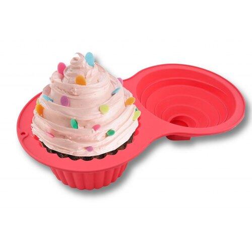 Silicone Jumbo Cupcake Mold