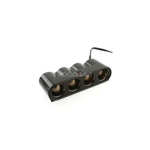 GGI International 4 Socket Cigarette Lighter Adaptor