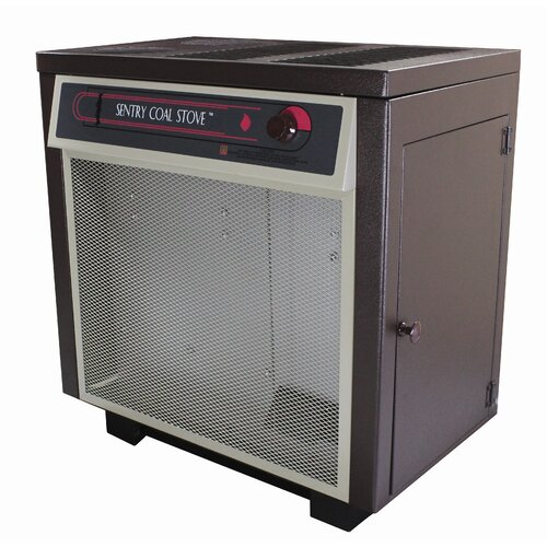 Vogelzang Sentry Circulator 2,000 Square Foot Coal Stove