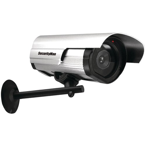 Dummy Indoor/Outdoor Camera with LED