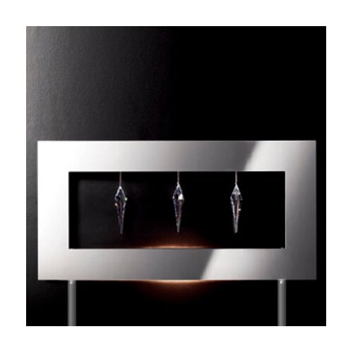Masiero Click 1 Light 3 Crystal Table Lamp