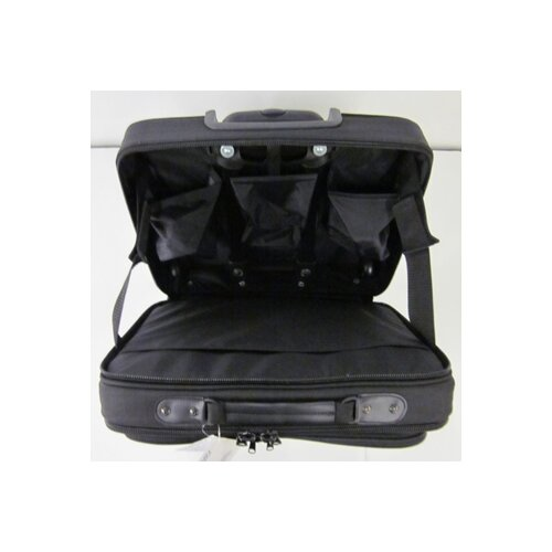 W600 Wheeled Tool and Laptop Zipper Case