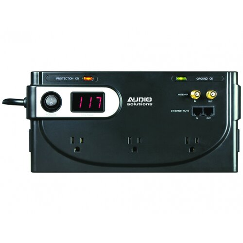 Audio Solutions Power Solution Outlet
