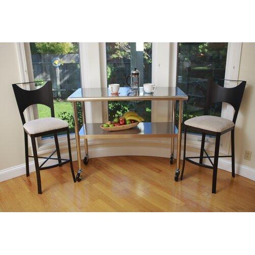 Trinity EcoStorage Prep Table